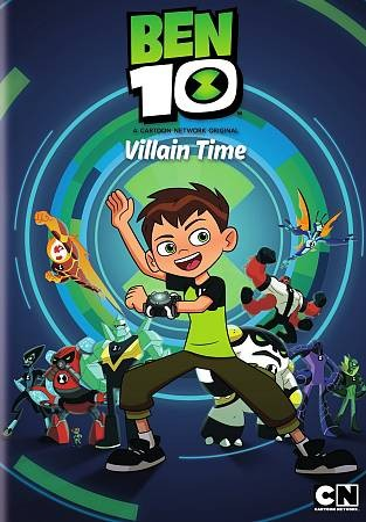 Ben 10. Villain Time. Season1, Volume 1.