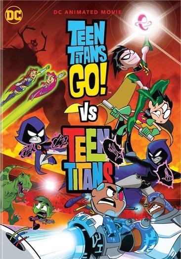 Teen Titans Go! Vs Teen Titans.