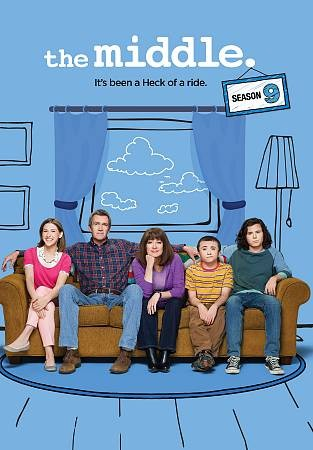 The Middle. The Complete Ninth Season