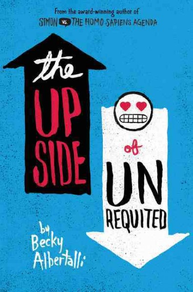 3640fa4310a3 The Upside of Unrequited by Becky Albertalli is one of my favorite books  ever! It is honest