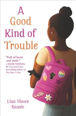 Good Kind of Trouble book cover