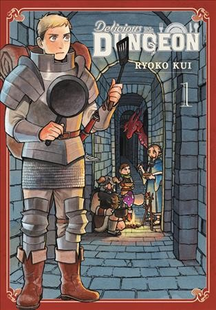 Delicious in Dungeon 1 book cover