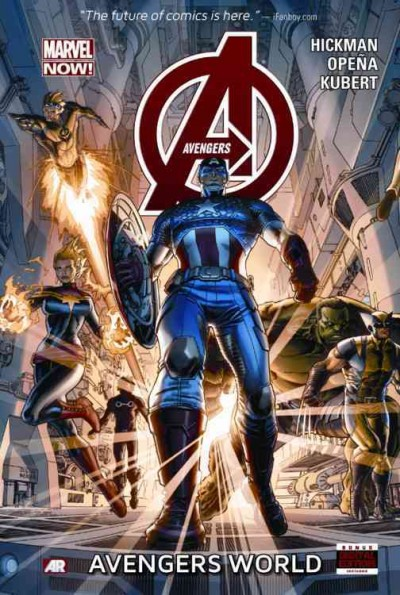 The Ultimate Avengers Guide   The New York Public Library