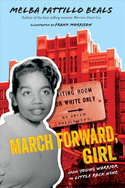 March Forward, Girl book cover