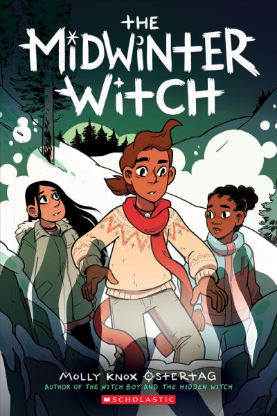 The Midwinter Witch book cover