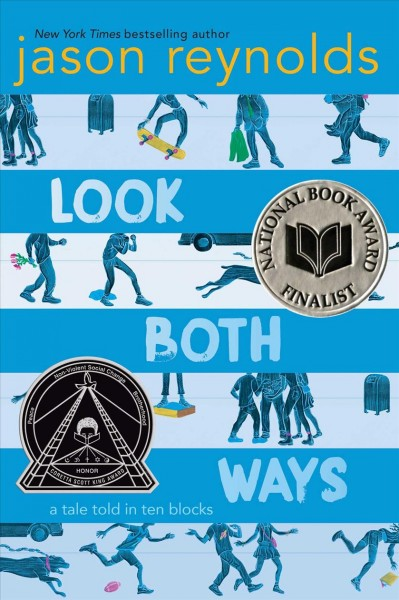 Look Both Ways book cover