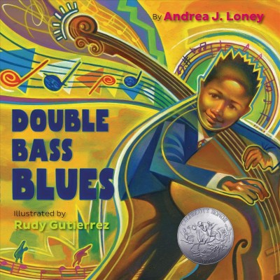 Double Bass Blues book cover