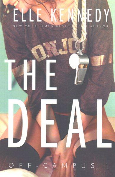 88e7888208 The Deal book cover
