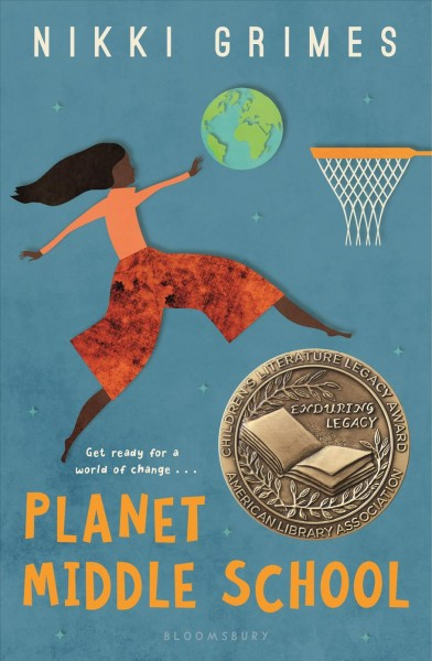 Planet Middle School book cover