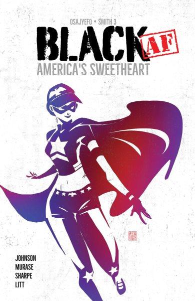 Black AF book cover