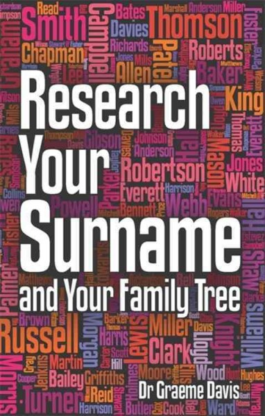 Names Have Meaning A Research Guide For Baby Names And Family Names