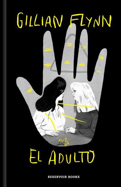 El adulto - cubierta - book cover