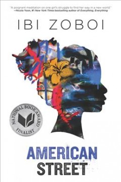 """Book Cover """"american Street"""" by ibi zoboi"""