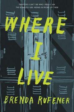 Where I Live book cover