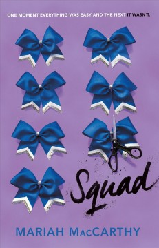 "Book Cover ""Squad"" by Mariah MacCarth"