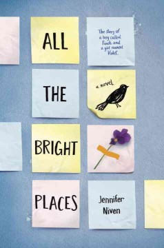 All the Bright Places book cover