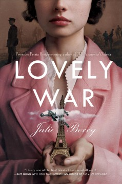 The Lovely War book cover