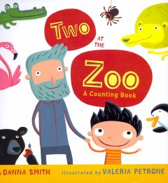 Two at the Zoo: A Counting Book