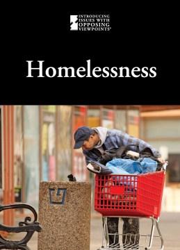Homelessness book cover