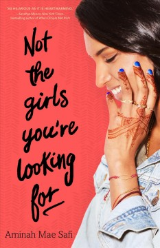 """book cover """"Not the Girls You're Looking For"""" by Aminah Mae Safi"""