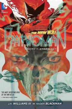 Batwoman by J.H. Williams III and Haden Blackman
