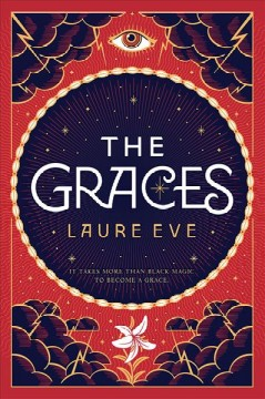 "Book Cover ""The Graces"" by Laure Eve"