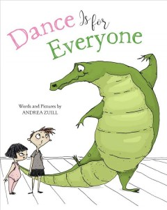 book cover: Dance is for Everyone