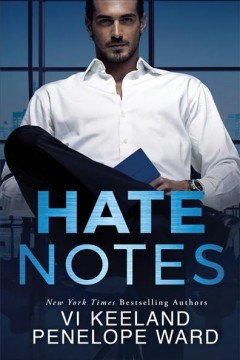 Hate Notes Book Cover