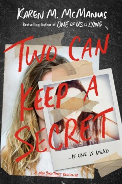"""book cover """"Two Can Keep A Secret"""" by Karen M. McManus"""