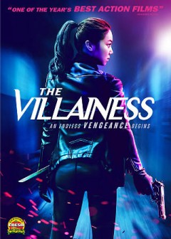 "Cover of the Korean-English DVD ""The Villainess"""