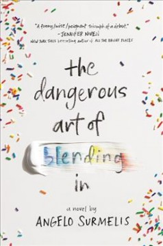 The Dangerous Art of Blending In book cover