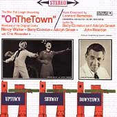 "CD cover for ""On the Town"""