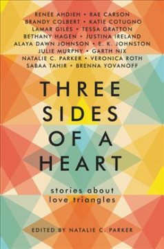 Three Sides of a Heart book cover