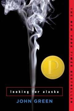 Looking for Alaska book cover