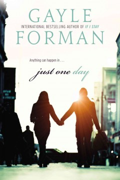 Just One Day book cover