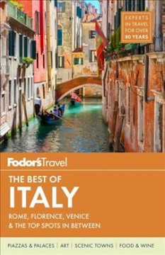 Fodor's Travel: The Best of Italy