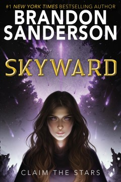 Skyward book cover