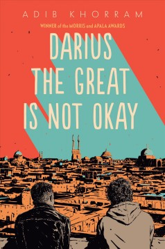 Darius the Great is Not Okay book cover