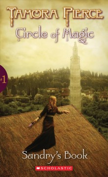 Circle of Magic series by Tamora Pierce