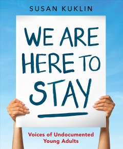 We Are Here To Stay book cover