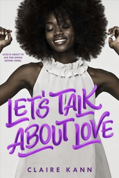 Let's Talk About Love book cover