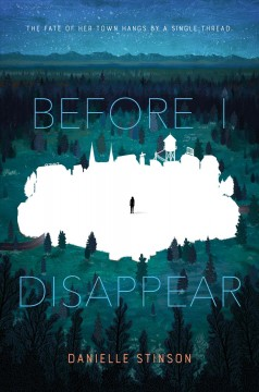 Before I Disappear book cover