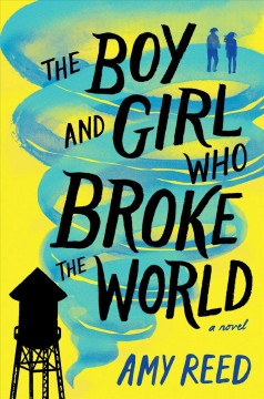 The Boy and Girl Who Broke the World book cover