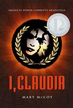 I, Claudia book cover