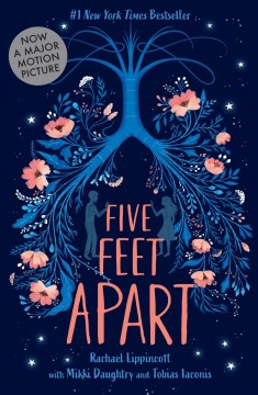 Five Feet Apart book cover