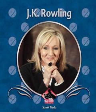 J.K. Rowling by Sarah Tieck