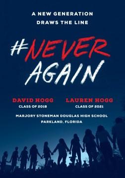 #NeverAgain book cover
