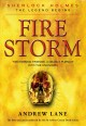 Fire Storm Crow book cover
