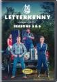 Letterkenny. Seasons 5 & 6