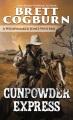 Gunpowder express : a Widowmaker Jones western
